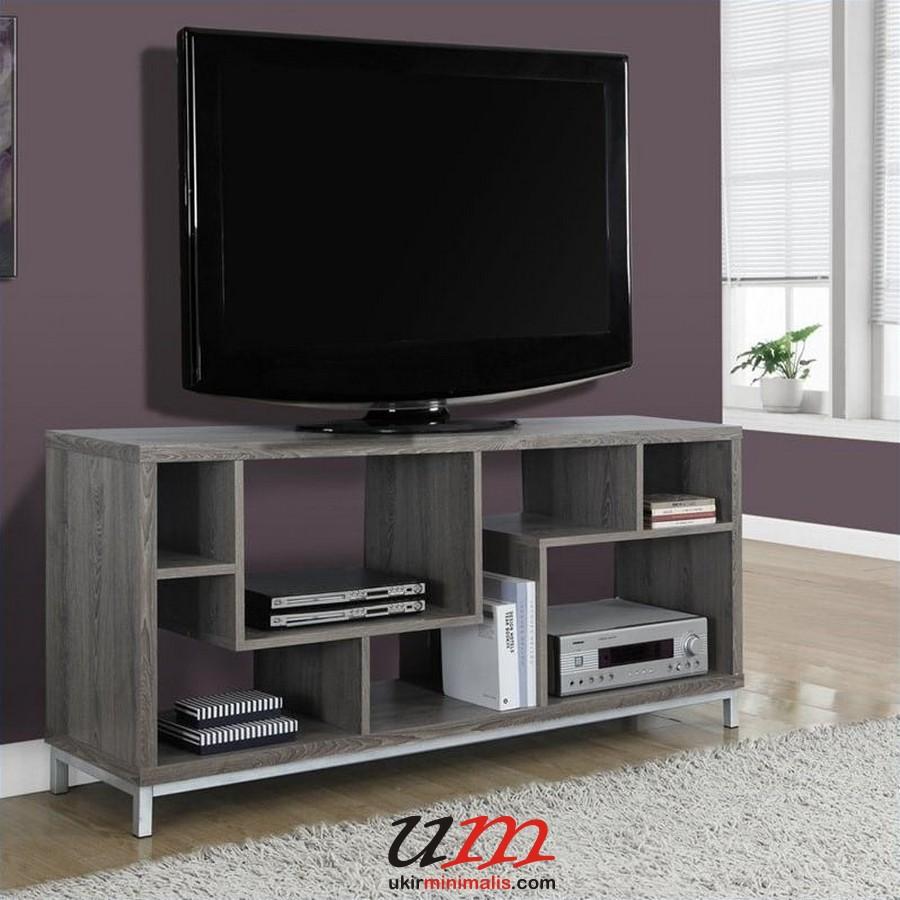 Ukuran Meja Tv Kayu Jati Minimalis Modern Terlengkap